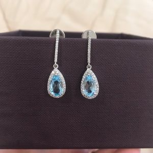 💧 Aquamarine Earrings 💧
